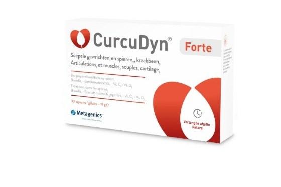 New - CurcuDyn Forte