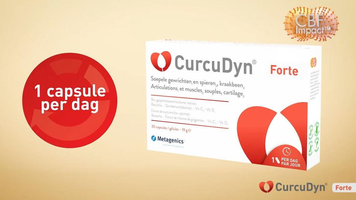 Wat is CurcuDyn Forte?