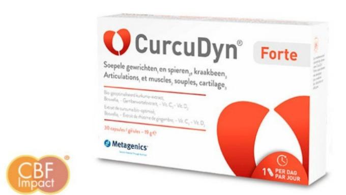 CurcuDyn Forte capsules